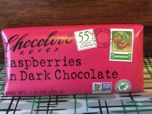 Chocolove Raspberry